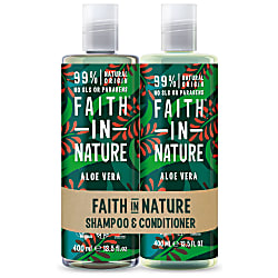Aloe Vera Doppelpack Shampoo & Conditioner