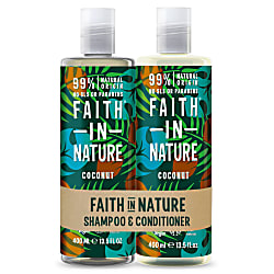 Coconut Doppelpack Shampoo & Conditioner