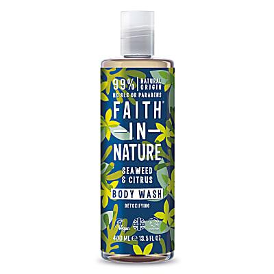 Faith in Nature Seaweed & Citrus Shower Gel & Foam Bath