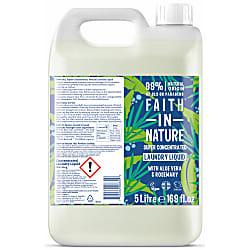 Aloe Vera & Rosemary Laundry Liquid - Flüssigwaschmittel Konzentrat 5L = 150 WL