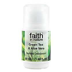 Aloe Vera & Green Tea Roll On Deodorant