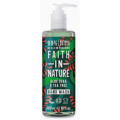 Aloe Vera & Tea Tree Hand Wash - Flüssigseife