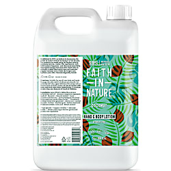 Coconut Hand & Body Lotion 5L
