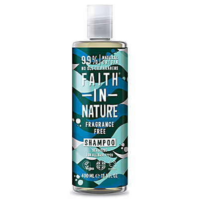 Fragrance Free Shampoo - ohne Duftstoffe