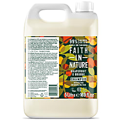 Grapefruit & Orange Shampoo 5L