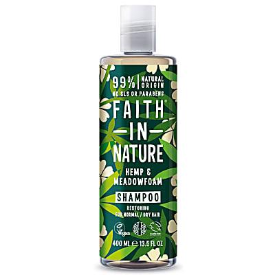 Faith in Nature Hemp & Meadowfoam Shampoo