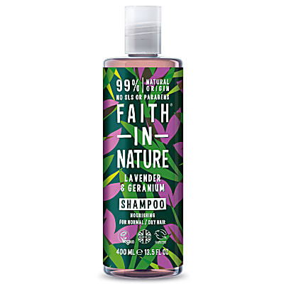 Faith in Nature Lavender & Geranium Shampoo