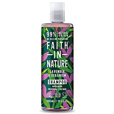 Lavender & Geranium Shampoo