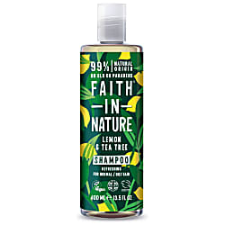 Lemon & Tea Tree Anti-Schuppen Shampoo