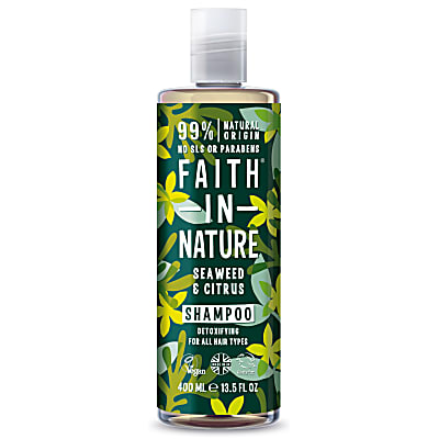 Faith in Nature Seaweed & Citrus Shampoo