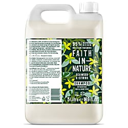 Seaweed & Citrus Shampoo - 5L