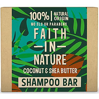 Coconut & Shea Butter Shampoo Bar