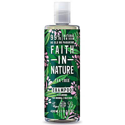 Faith in Nature Tea Tree Shampoo