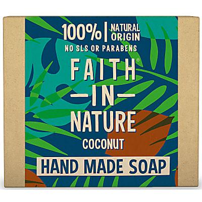 Hand Made Coconut Soap - Cocos Seifenstück