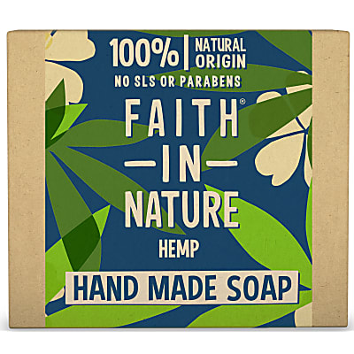 Hand Made Hemp Soap - Hanf Seifenstück