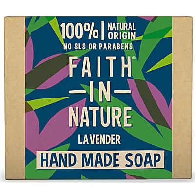Hand Made Lavender Soap - Lavendel Seifenstück