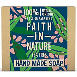 Hand Made Tea Tree Soap - Teebaum Seifenstück